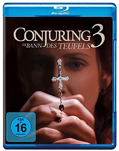 Blu-ray - Conjuring 3: Im Bann des Teufels