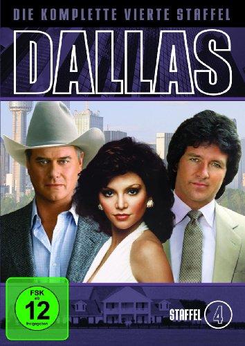 DVD - Dallas - Staffel 4
