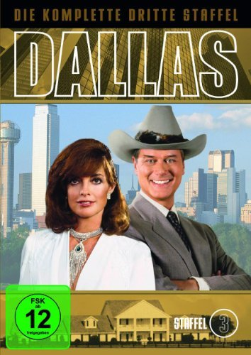 DVD - Dallas - Staffel 3