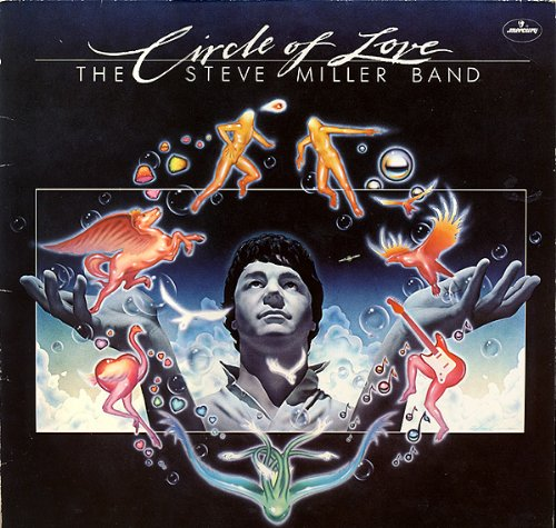 Steve Miller Band , The - Circle Of Love (81) (Vinyl)