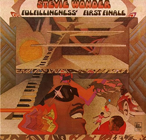 Wonder , Stevie - Fulfillingness' First Finale (Vinyl)