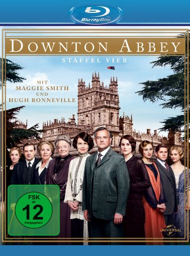 Blu-ray - Downton Abbey - Staffel 4
