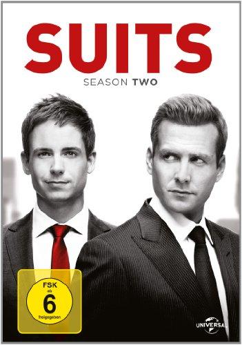 DVD - Suits - Staffel 2