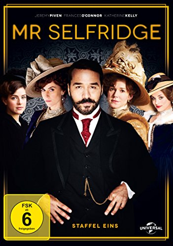 DVD - Mr. Selfridge - Staffel 1