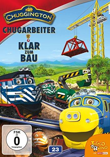 DVD - Chuggington 23 - Chugarbeiter: Klar zum Bau!
