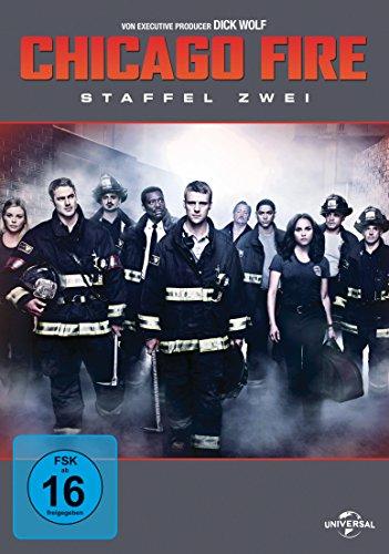 DVD - Chicago Fire - Staffel 2