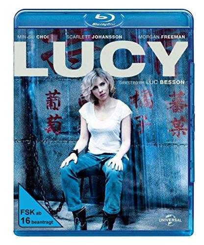 Blu-ray - Lucy