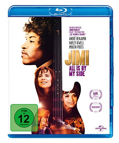 Blu-ray - Jimi: All Is By My Side [Blu-ray]