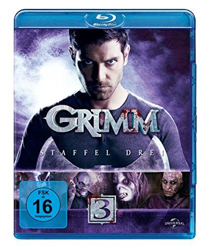 Blu-ray - Grimm - Staffel 3