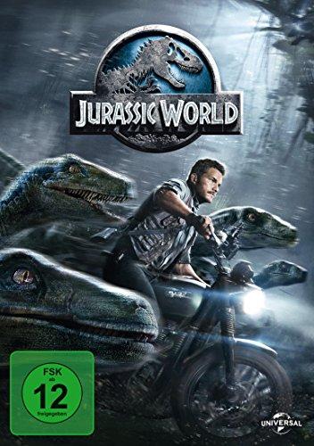 DVD - Jurassic World