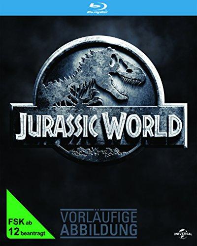 Blu-ray - Jurassic World