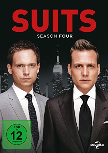DVD - Suits - Season 4 [4 DVDs]