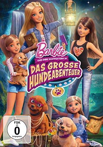 DVD - Barbie und ihre Schwestern - Das große Hundeabenteuer