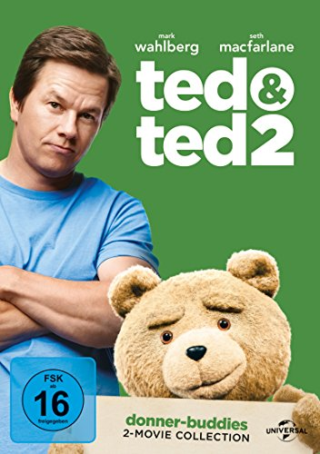 DVD - Ted 1 & 2 Box [2 DVDs]