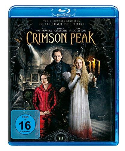 Blu-ray - Crimson Peak
