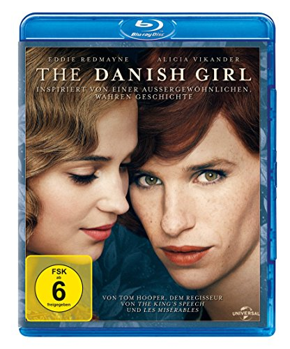 Blu-ray - The Danish Girl