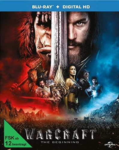 Blu-ray - Warcraft - The Beginning