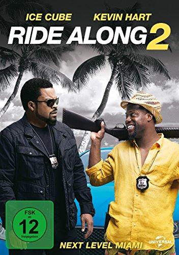 DVD - Ride Along 2 - Next Level Miami