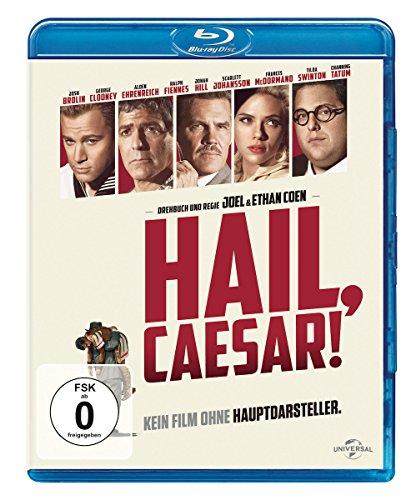Blu-ray - Hail, Caesar!