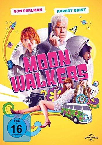 DVD - Moonwalkers