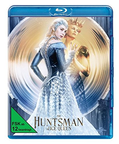 Blu-ray - The Huntsman & The Ice Queen (Extended Edition)