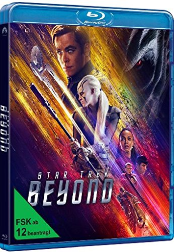 Blu-ray - Star Trek Beyond