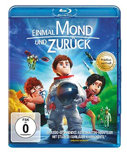 - Einmal Mond und zurück [Blu-ray]