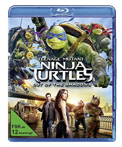 Blu-ray - Teenage Mutant Ninja Turtles - Out Of The Shadows