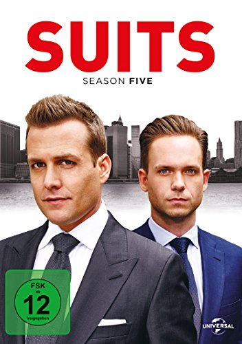 DVD - Suits - Staffel 5