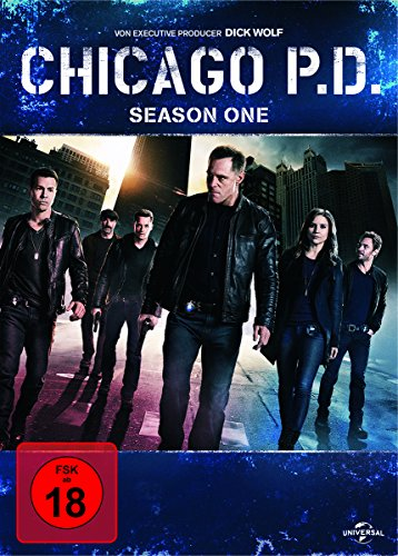 DVD - Chicago P.D. - Season Two [6 DVDs]