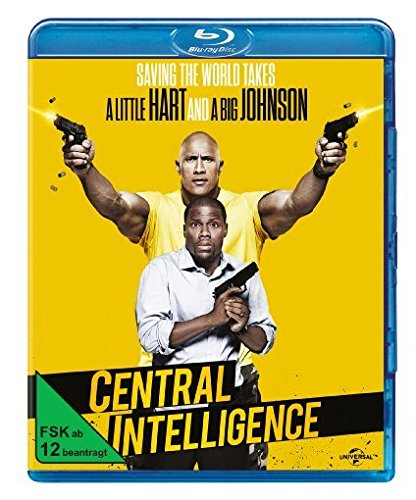 Blu-ray - Central Intelligence - Extended Edition [Blu-ray]