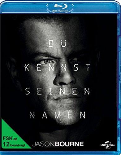 Blu-ray - Jason Bourne
