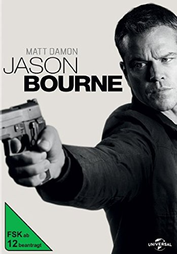 DVD - Jason Bourne