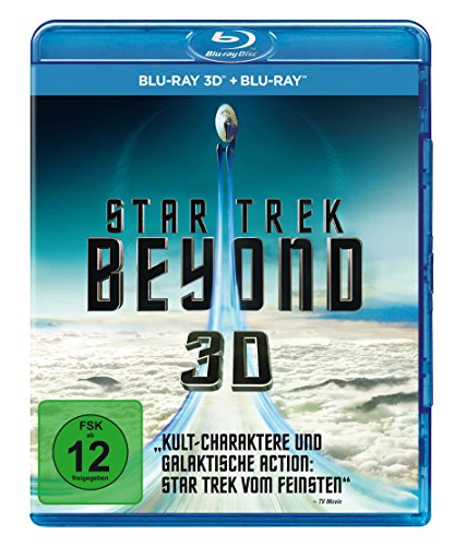 Blu-ray - Star Trek Beyond 3D ( Blu-ray)