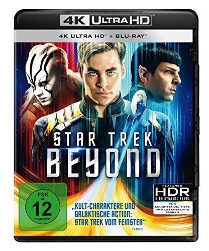 Blu-ray - Star Trek 13: Beyond Ultra HD (  Blu-ray)