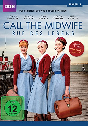 DVD - Call the Midwife - Staffel 5