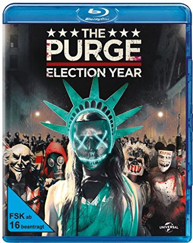 Blu-ray - The Purge - Election Year