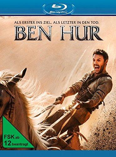 Blu-ray - Ben Hur (2016)