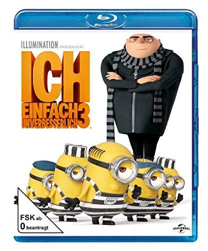 Blu-ray - Ich - Einfach unverbesserlich 3