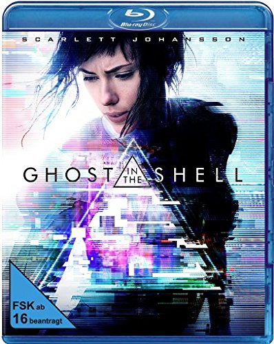 Blu-ray - Ghost in the Shell [Blu-ray]