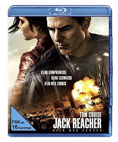Blu-ray - Jack Reacher - Kein Weg zurück