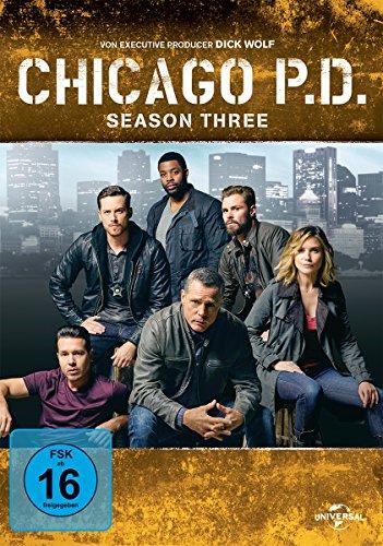DVD - Chicago P.D. - Staffel 3