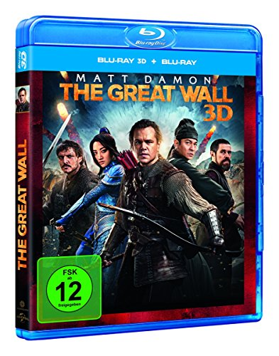 Blu-ray - The Great Wall 3D ( Blu-ray)
