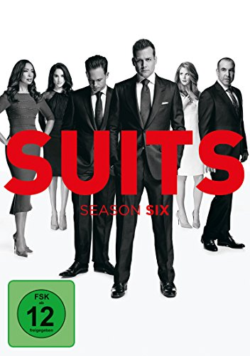 DVD - Suits - Staffel 6