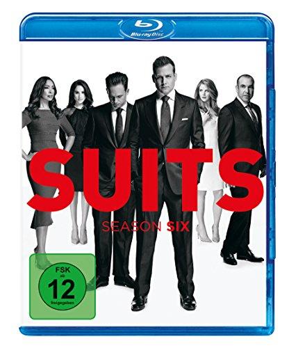 Blu-ray - Suits - Season 6 [Blu-ray]