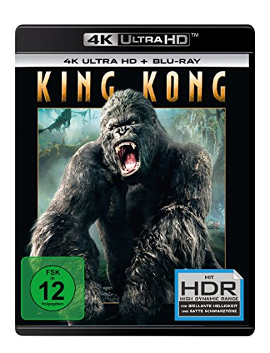 Blu-ray - King Kong Ultra HD ( Blu-ray)