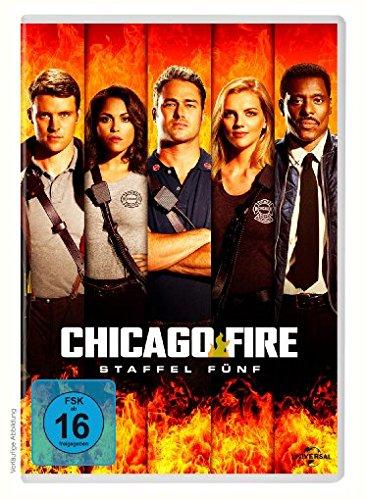 DVD - Chicago Fire - Staffel 5