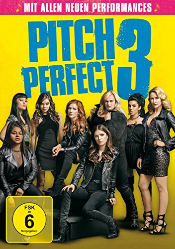 DVD - Pitch Perfect 3