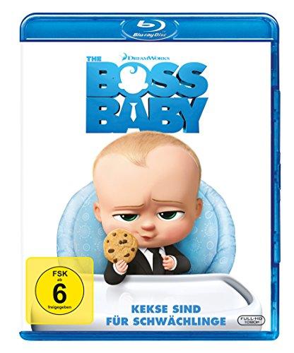 Blu-ray - The Boss Baby