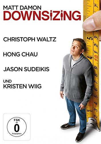 DVD - Downsizing
